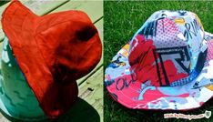 How to Make a Baby Sun Hat