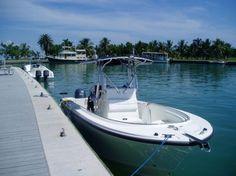 245CC - EdgeWater Boats