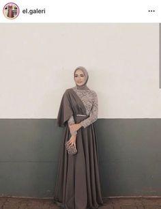 prom dress hijab Ideas Party Dress Diy Women For 2019 Hijab Prom Dress, Muslimah Wedding Dress, Hijab Evening Dress, Hijab Style Dress, Hijab Wedding Dresses, Dress Outfits, Dress Muslim Modern, Muslim Dress, Islamic Fashion