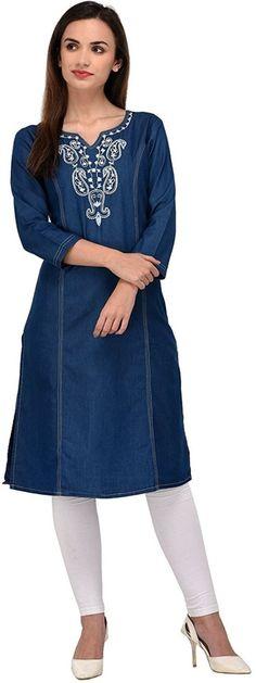 #kurties  #kurtiesdesign  #kurtiespettern  #kurtiesindian  #kurtiescoldsholderkurties  #kurtiespakistani  #kurtiesplazzo  #kurtiesindowestern  #kurtieswithjeans  #kurtieswithjacket  #kurtiestops  #kurtiesneckless  #shortkurties  #longkurties  #kurtieswithpant  #kurtieslinen Denim Kurti, Casual, Dresses, Fashion, Vestidos, Moda, Fashion Styles, Dress, Fashion Illustrations