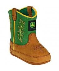 JD0186 John Deere Infant Boots at Cowtown Cowboy Outfitters. www.cowtowncowboy.com