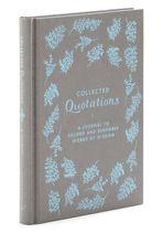 Collected Quotations Journal | Mod Retro Vintage Books | ModCloth.com
