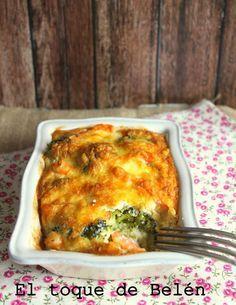 Reto de Recetas Sabas: brócoli a la muselina   Cocinar en casa es facilisimo.com