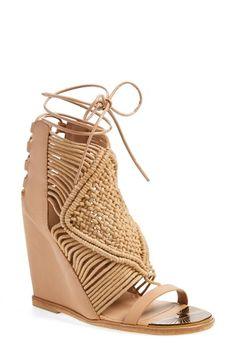 Ivy Kirzhner 'Mykonos' Wedge Sandal (Women) available at #Nordstrom