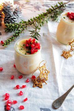 Pannacotta turrón de yemas #photography #food #chritsmas Panna Cotta, Ethnic Recipes, Food, Christmas, Instagram, Entrees, Ethnic Food, Xmas, Recipes