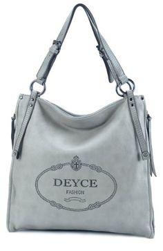 Uma bolsa da Deyce Fashion.