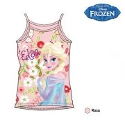 Camiseta de tirantes de Frozen Disney...: http://www.pequenosgigantes.es/pequenosgigantes/4741953/camiseta-de-tirantes-rosa-de-frozen.html