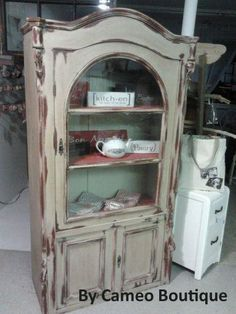 """""""Cameo Boutique"""" finish with van Gogh Chalk Paint, sign up for a class today and learn this finish!  http://cameostore.wix.com/cameoboutique#!classes"""