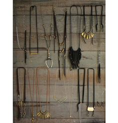 Marisa Haskell jewelry shop and studio in Oakland, CA.