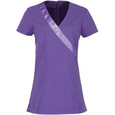 Rose Health & Beauty Spa Tunic Cross over with Free Printing Ladies UK Size Beauty Tunics, Beauty Uniforms, Beauty Spa, Work Wear, Athletic Tank Tops, Short Sleeve Dresses, Fashion Outfits, Lady, Stuff To Buy