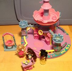 Disney My First Princess Spin`n Surprise Castle With Belle Snow White Cinderella #FisherPrice