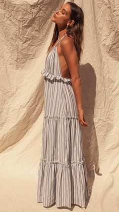 Cute Summer Dresses, Cute Dresses, Boho Style Dresses, Boho Dress, Sexy Dresses, Boho Fashion, Fashion Outfits, Dress Plus Size, Maxi Dresses