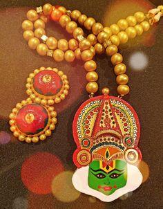 Vismaya terracotta  jewellery