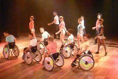 Inscrições abertas para curso de dança em cadeira de rodas em MG   Portal PcD On-Line