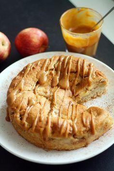 Vegan Foods, Apple Pie, Waffles, Deserts, Goodies, Food And Drink, Easy Meals, Menu, Sweets