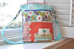 "random thoughts...do or ""di"": Triple Zip Cross-Body Bag  So stinkin clever or SEW stinkin clever :)"