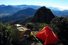 Pedra Selada - Serra da Mantiqueira - Visconde de Mauá #mountains #camping #mantiqueira