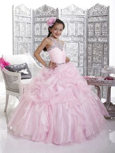 Pageant Dress for Tiffany Princess > Pageant Dress - 33423