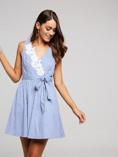 For up-to-the-minute looks that are fast, fresh and ever evolving. Embroidery Dress, Fashion Dresses, Summer Dresses, Clothes For Women, Spring, Tops, Fashion Show Dresses, Outerwear Women, Summer Sundresses