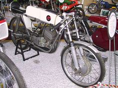 1967 Garelli club racer