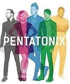 Pentatonix - Pentatonix - Cd Album Damaged Case