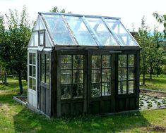 Výsledek obrázku pro jak si vyrobit skleník