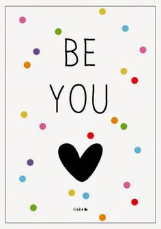 You are unique, inspiring, awesome. BE YOU. (Image shared by Action For Happiness) Words Quotes, Me Quotes, Sayings, Sweet Words, Love Words, Happy Quotes, Positive Quotes, Action For Happiness, Word Art