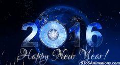 2016 Happy New Year Gif