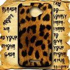 Leopard Animal Print 3 HTC One X Case Full Wrap #HTCOne #HTCOneX #PhoneCase #HTCOneCase #HTCOneXCase