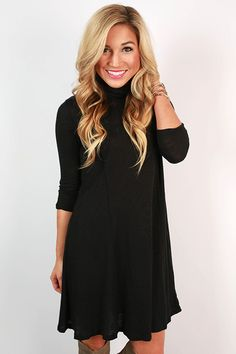 This dress is perfect for so many occasions! Wear it with a vest and riding boots for a day trip to the country, or wear it with heels and a statement necklace for an evening event!