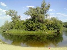 півострів #Ірпінь на річці Ірпінь #Ирпень