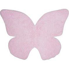 Pink Erfly Rug Rugs Ideas