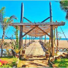 La Laguna - Bali #littleindia #Bali #Lalaguna #colourful #rainbow