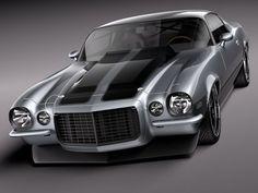 black 1970 camaro pro touring | ... :: Vehicles :: Car :: Oldtimer :: Chevrolet Camaro 1970 Pro Touring