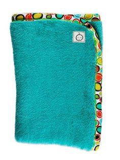 Pebble-icious Baby Blanket