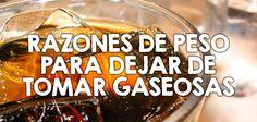 9 razones de peso para dejar de tomar gaseosas ⋆ Salud YG Las gaseosas o refrescos terminan siendo perjudiciales para la salud, descubre los efectos secundarios que se generan al consumir este tipo de bebidas.