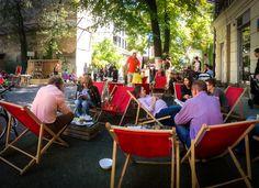 Day of #Galczynski St., #Wasaw, #Poland
