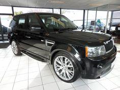 2011 Land Rover Range Rover Sport 3.0 TDV6 HSE 5dr CommandShift £39,990