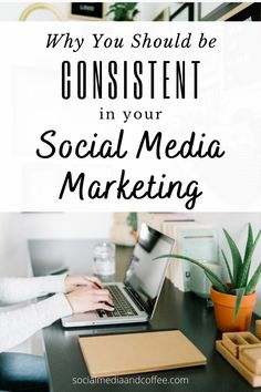 Do you find it hard to be consistent on social media for your business? Here's why you should create a plan for consistency. Social media marketing | online business | Facebook marketing | Instagram marketing | Twitter | blog | blogging | entrepreneur | solopreneur | marketing ideas | social media tips | #onlinebusiness #business #Facebook #Instagram #Twitter #blog #Blogging #socialmedia #entrepreneur #marketing #tips