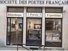 Société des Poètes Français . Exposition Doris Stricher - photography, photopainting, photodrawing, collages