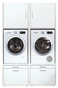 Laundry Room Pedestal, Laundry Basket Dresser, Laundry Room Storage, Küchen Design, House Design, Hudson Homes, Altea, Laundry Room Remodel, Bathroom Design Inspiration