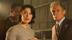 The latest adaptation by Danish director Lone Scherfig, Their Finest is set in 1940s London during the Second World War. In order to boost morale, the British Ministry hires Catrin Cole (Gemma Arterton) as a screenwriter to give their propaganda films a feminine touch. Her quick wit and talent doesn't