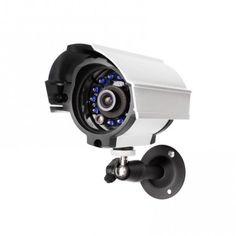 CCTVFOCAL CMOS 480TVL Weatherproof Bullet Home Security Surveillance Camera