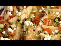 Best Greek Potato Wedges Recipe - How to Make Greek Potato Wedges