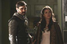 Once Upon a Time - King Arthur, LIAM GARRIGAN, Guinevere, JOANA METRASS
