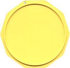 The Original Custom Imprinted Motorcycle Coaster® Cup Mat, Drink Coasters, Coaster Set, Motorcycle, Plates, Prints, Yellow, Check, Design