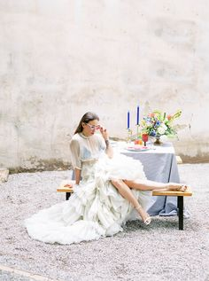 Summer in the city! Eclectic Urban Love Affair in Athens. Embrace your destination and give in to the city life, was our moto of this styled wedding shoot. Greece Outfit, Two Piece Wedding Dress, Greece Wedding, Groom Wear, Urban Chic, Church Wedding, Destination Wedding, Wedding Venues, Wedding Bridesmaid Dresses