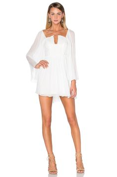Free People Aquarius Party Dress in Ivory | REVOLVE