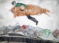Кот Заратустра — Страна тёплых нор