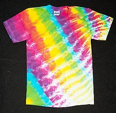 Awesome tie dye directions for lots of different designs http://www.nhtiedye.com/diykit.html
